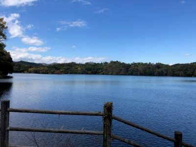 伊東市にある一碧湖
