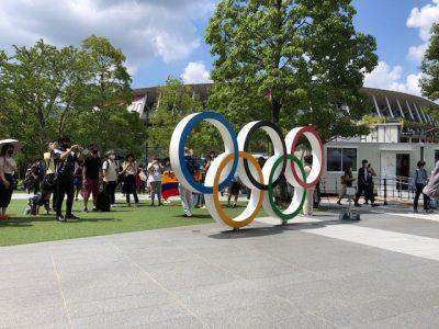 東京オリンピック会場
